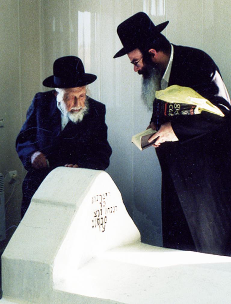 """Yortzeit of Rav Michel Dorfman zt""""l"""
