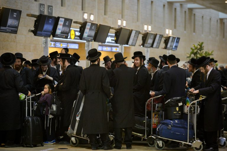 Travel info for Uman Rosh Hashanah – Updated August 18th