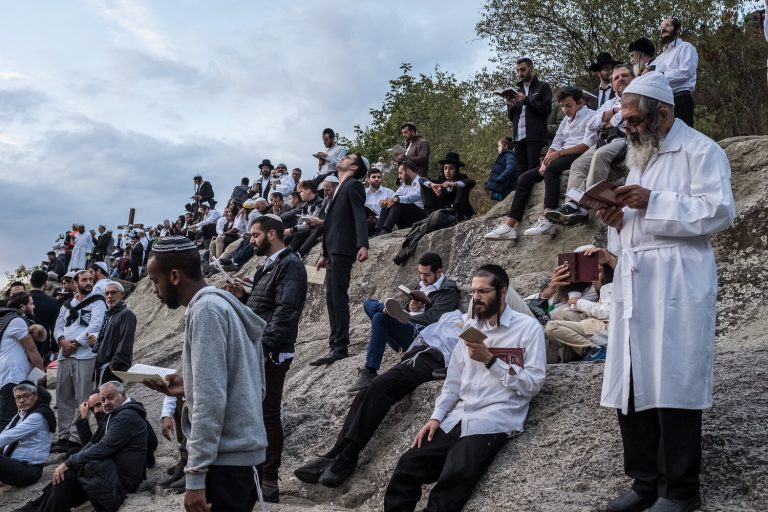Thousands expected to arrive in Uman in the coming weeks. Rabbi of Uman: Follow all the rules!