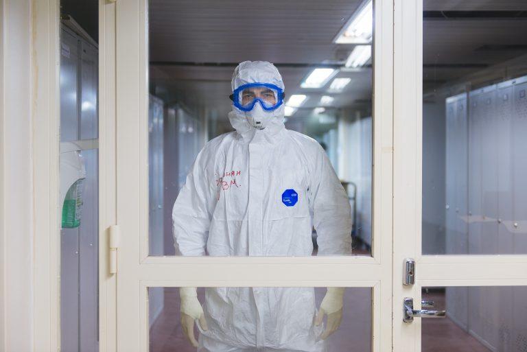 Corona testing labs in Ukraine that will cancel quarantine