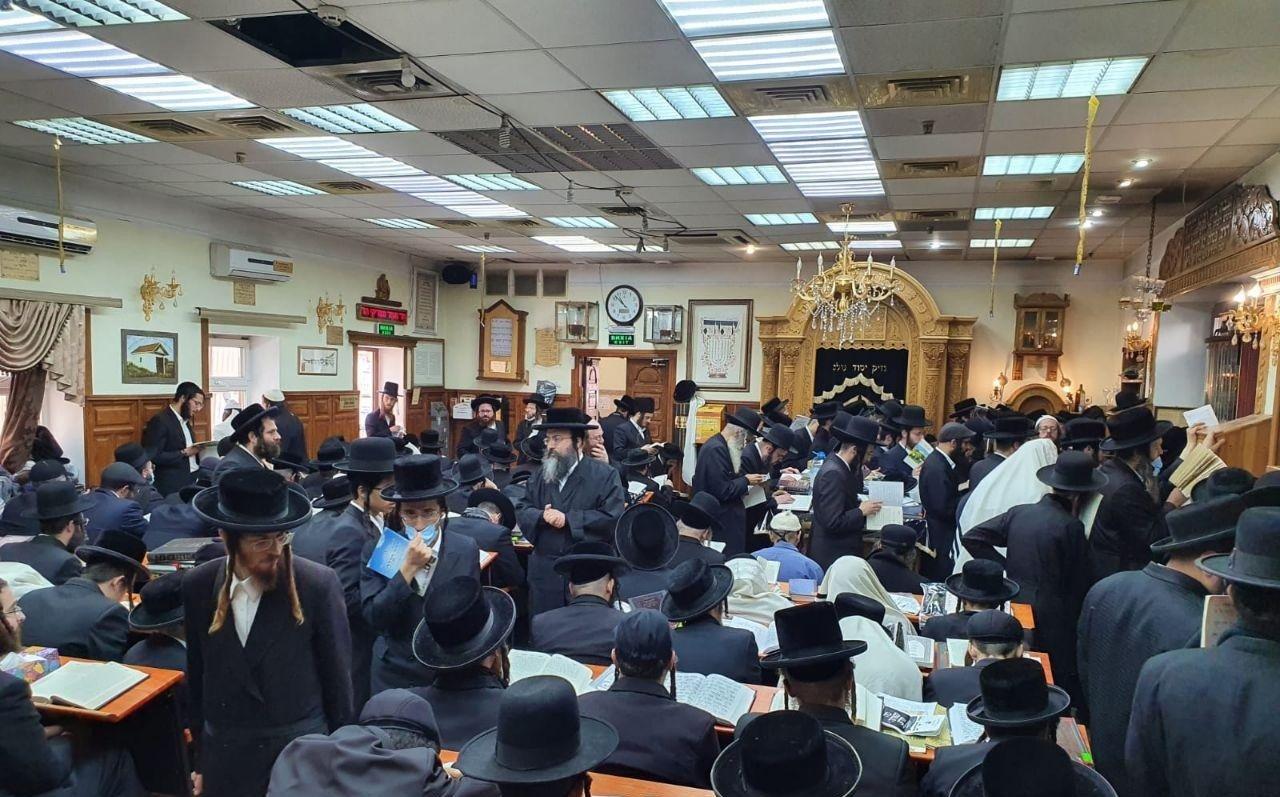 No Uman Rosh Hashanah? Uman was everywhere this Rosh Hashanah